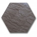 Gryphonn Hexagonal Charcoal