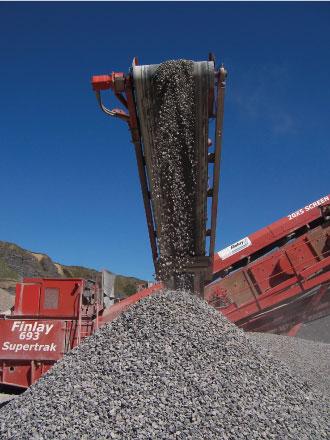 Quarry Aggregates Quarry Products Gryphonn Quarries