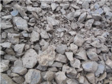 Gryphonn Concrete Quarry 100mm Crusher Run