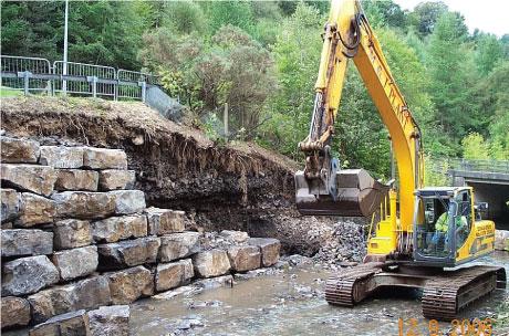 Gryphonn Concrete Quarry Blockstone